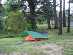 Blackheath camp