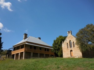 Hartly church