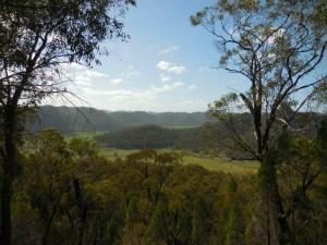 Kerrabee Creek Valley