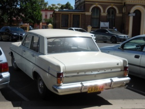 Mint old Holden - make an offer