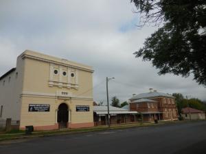 Mudgee building