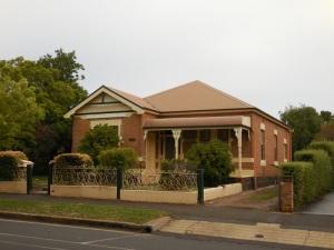Orange house 1
