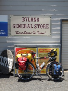The only store in Bylong