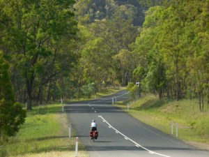 Wollemi National Park road