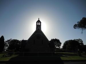 Denman church