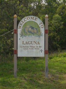 Laguna - home of the wombat