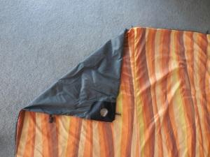 Nemo base sheet bottom - with mattress hole