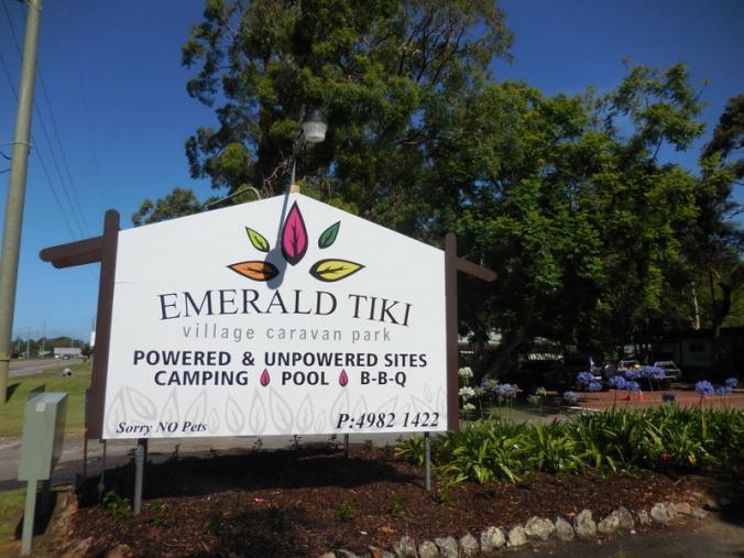 Emerald TIki - home