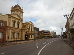 Maitland old building