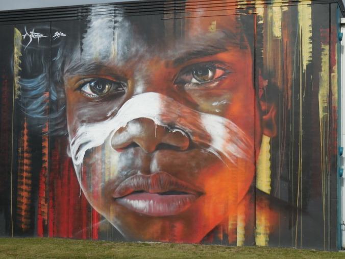 Newcastle town art
