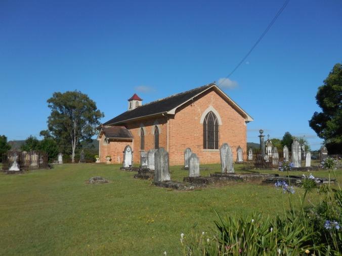 Stroud church