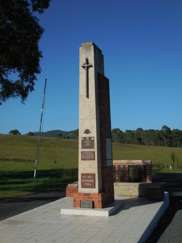 Stroud memorial