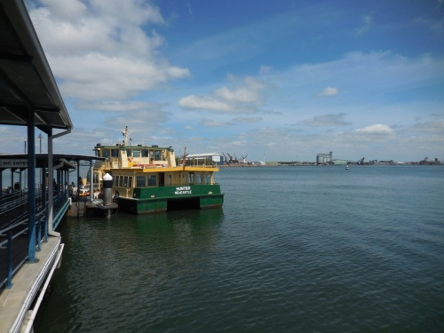 Newcastle ferry
