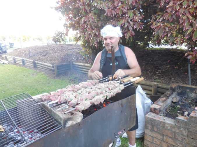 Portuguese master BBQ