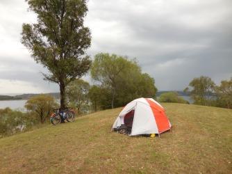 Mountain Hardwear - tent