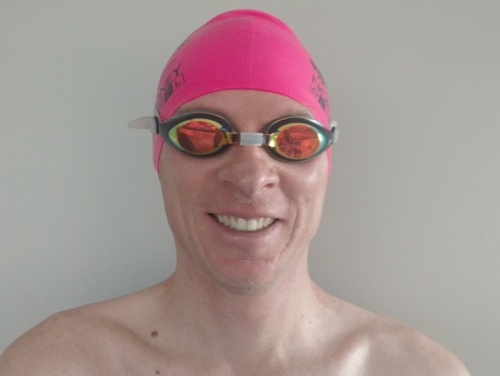 Swimmer Dave