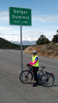 Nancy and the Sierra