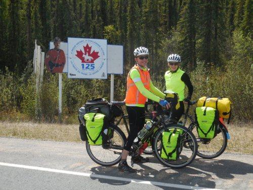 Canada by bike