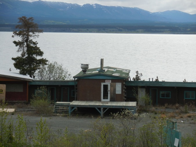 Kluane Lake front for sale