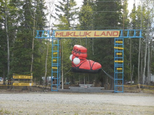 Mukluk Land - closed