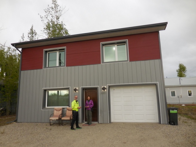 Our Fairbanks AIRBNB
