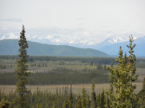 Wrangell Mountains 2