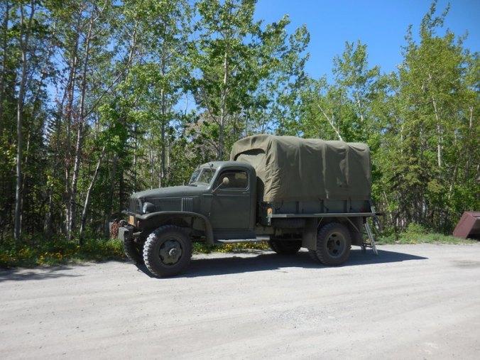 75th aniversary truck