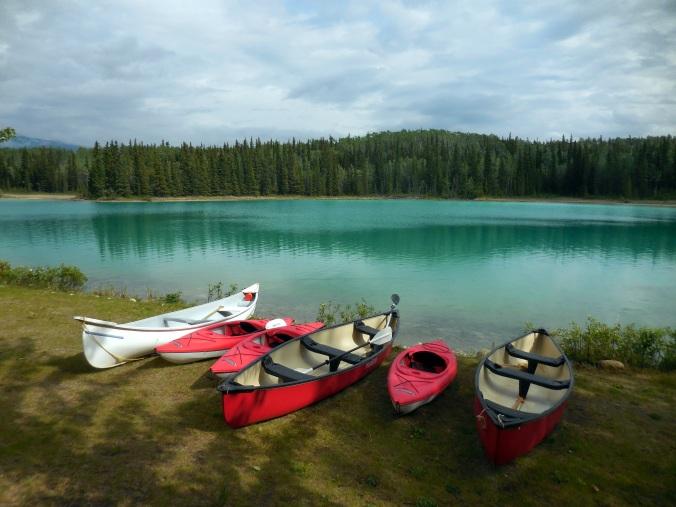Boya Lake 1