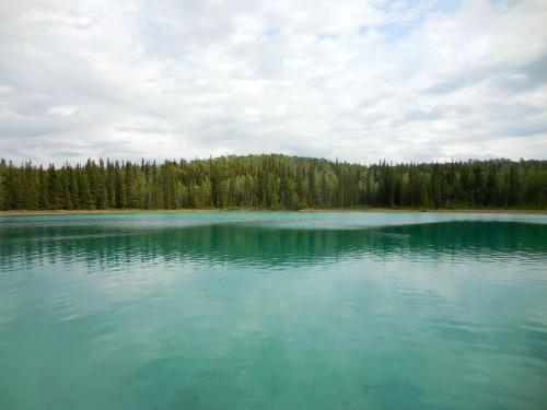 Boya Lake 5
