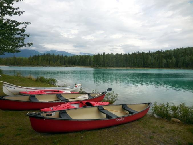 Boya Lake 6