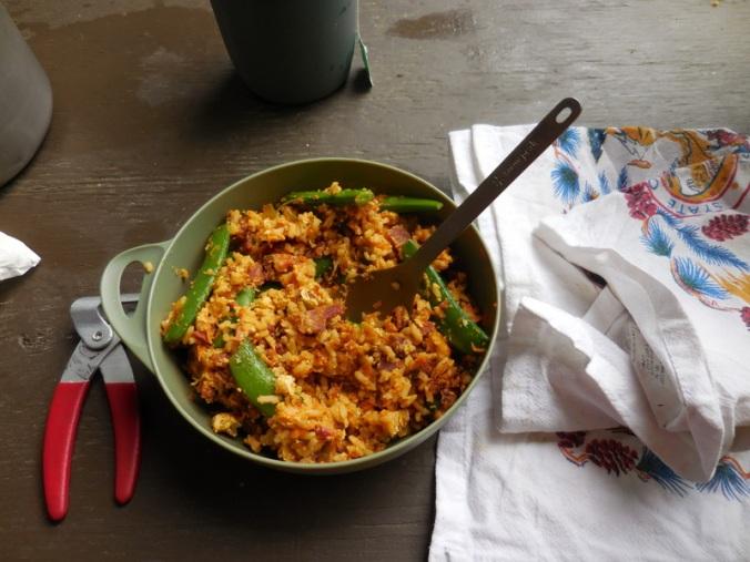 Dinner - Nasi goren