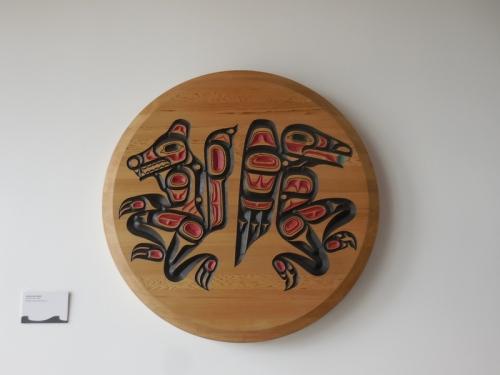 First Nation drum