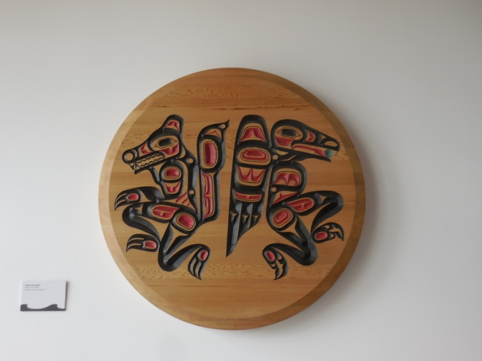 First Nation drum