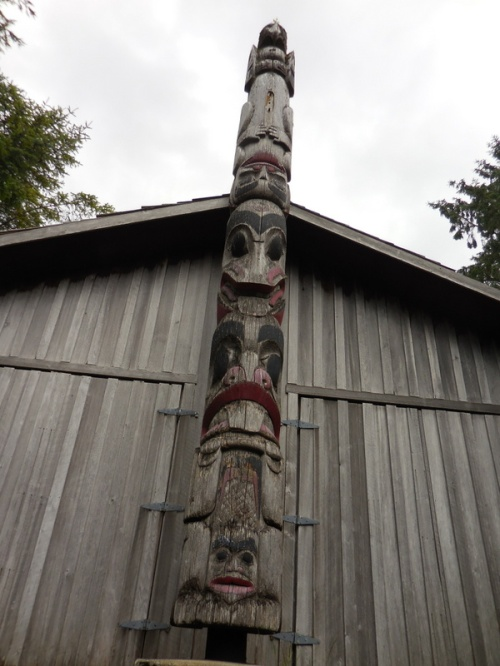 First Nation Totem 1