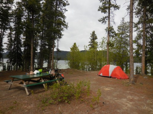 Great camp site 1