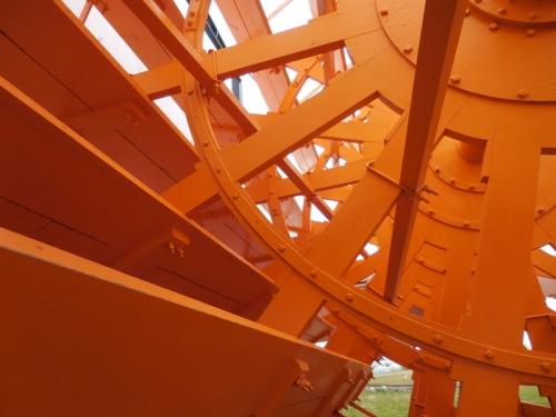 Klondike wheel 2