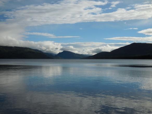 Long, stormy day –Kinaskan Lake Provincial Park to Bell 2