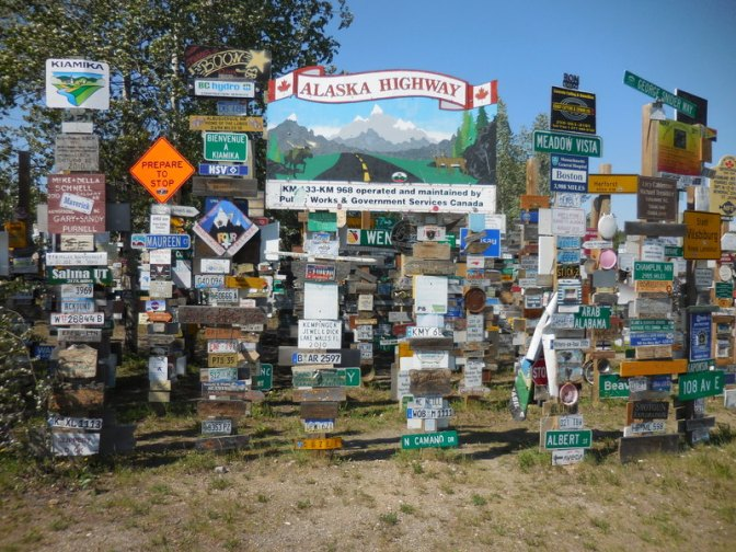 Sign forest 4