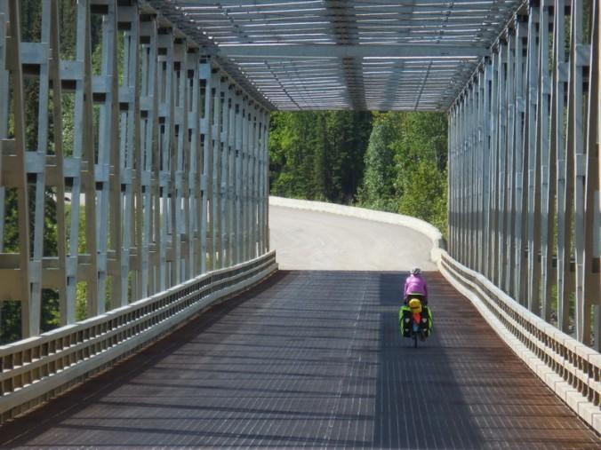 Stikine River Bridge 2