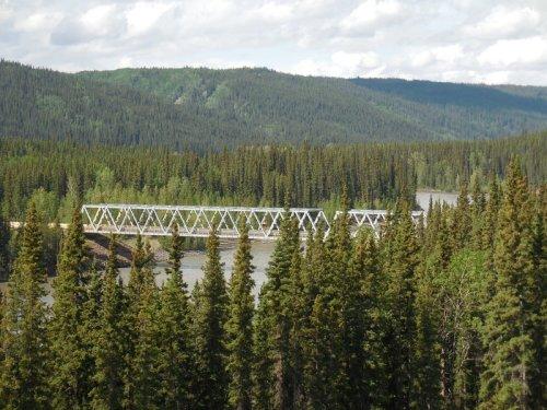 Stikine River Bridge