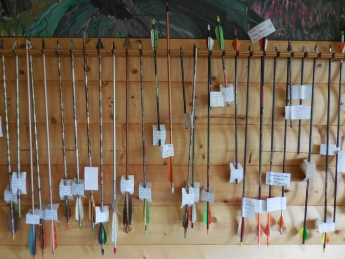Trophy arrows