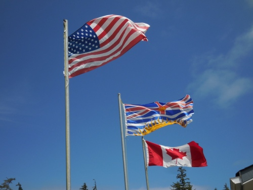 USA, BC and Canada