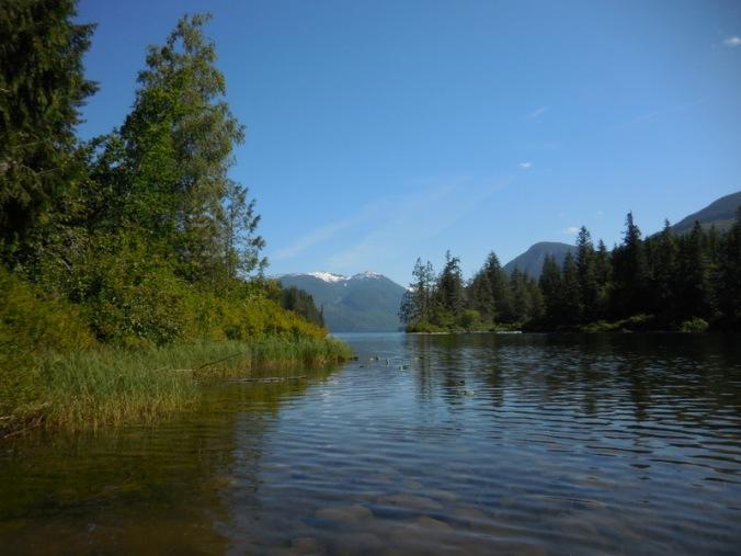 Woss Lake 1