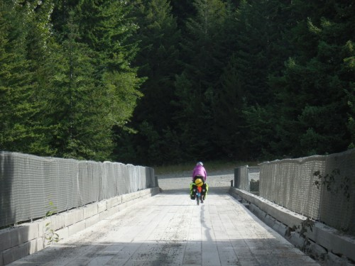 Woss River Bridge