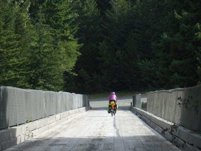 Woss River Bridge