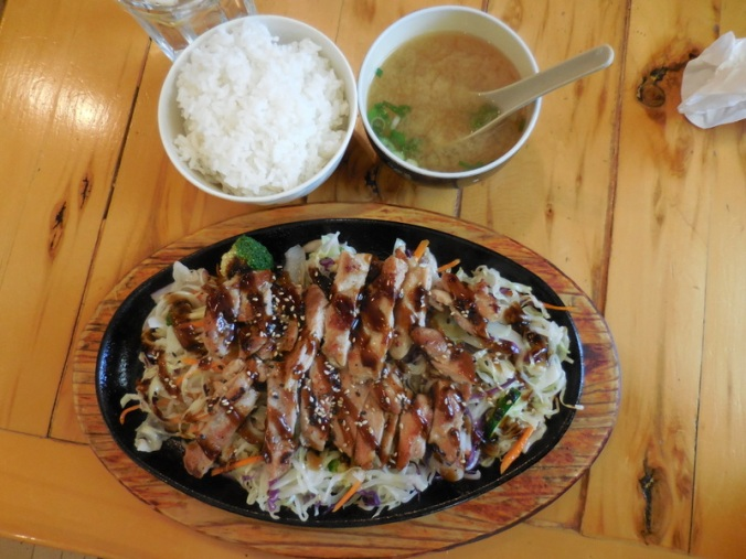Yummm - Woss Teriyaki Chicken
