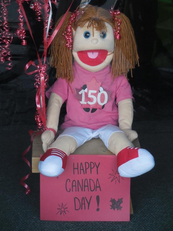 Canada spirit lives on