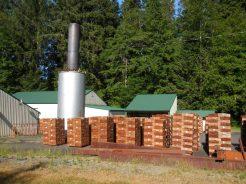 Cedar shakes mill