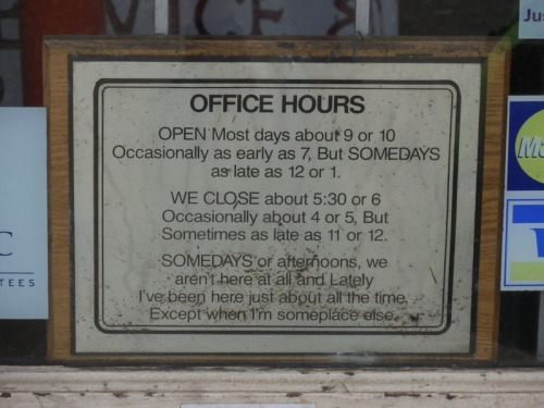 Cumberland bike shop hours