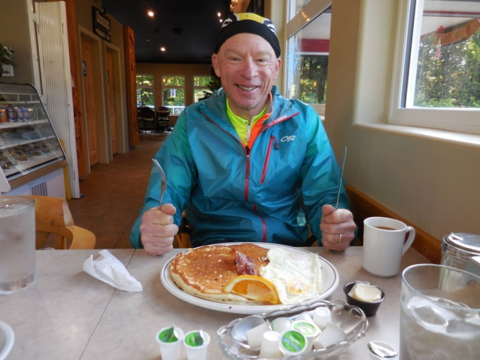 Dave and his Pancake